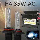Blue H4 (9003) Bulb HID Conversion Kits Xenon Light Bulbs