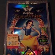 Disney Snow White Blu Ray