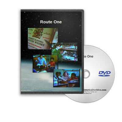 Route One Negative Effects of Alcohol &amp Hangovers Educational Film DVD C53