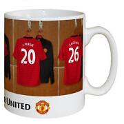 Personalised Manchester United Mug