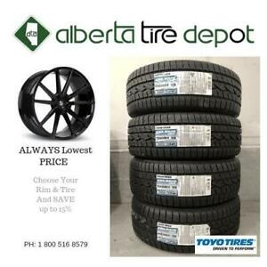 10% SALE LOWEST Price Toyo Tires All Weather 265/70R17 Toyo Celsius Tires Wheels Shipping Available Shop With Confidence