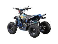Mini Quad SUPER RAPTOR 49cc 2 Stroke Child's Petrol Engine Mini Quad free delivery