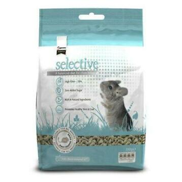 Supreme Science Selective Chinchilla 1,5kg