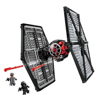 New Star Wars Special Force TIE Fighter Assemble Toys  Building Blocks Kids Gift