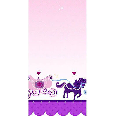 SOFIA THE FIRST PLASTIC TABLE COVER ~ Birthday Party Supplies Cloth Decorations - Sofia The First Table Cloth
