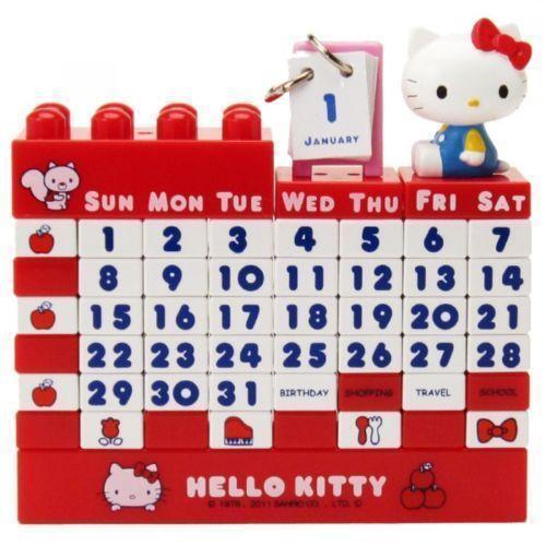 hello kitty naptár Hello Kitty Calendar | eBay hello kitty naptár