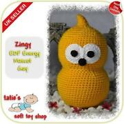 Zingy Soft Toy