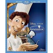 Ratatouille Blu Ray
