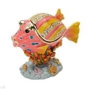 Fish Trinket Box