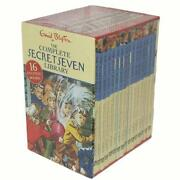 Secret Seven Books