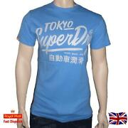Mens SUPERDRY T Shirt M