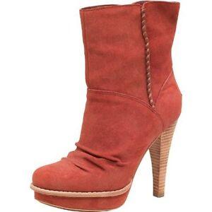 ugg australia womens bianka high heel boots rrp 163 199 sale