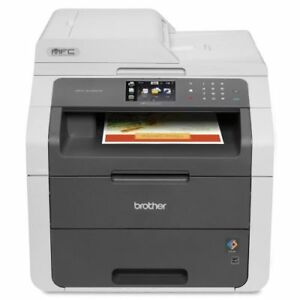 Brother MFC-9130CW LED Multifunction Printer