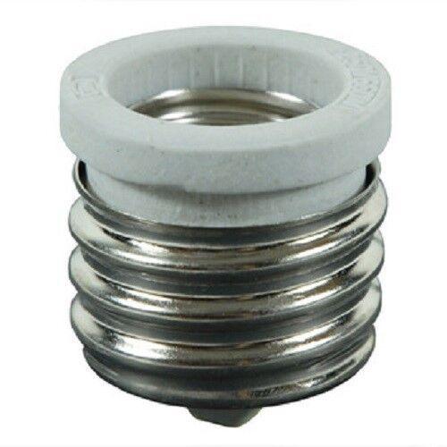 Mogul To Medium E39 - E26 Porcelain Reducer Socket Adapter 27105