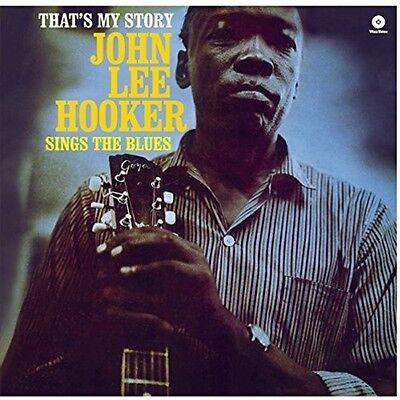 John Lee Hooker - That's My Story [New Vinyl] Spain - Import