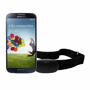 Jarv Premium Bluetooth® 4.0 Smart Heart Rate Monitor Android Devices