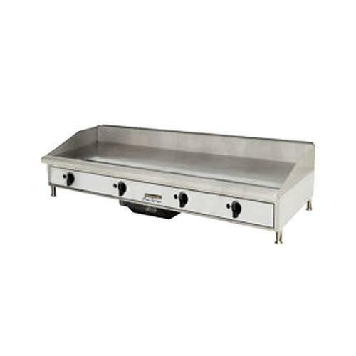 """Toastmaster TMGM48 48"""" Countertop Gas Griddle - Flat Top Grill"""