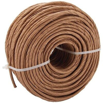 "Commonwealth Basket Fibre Rush 6/32"" 2 Pound Coil - 437296"
