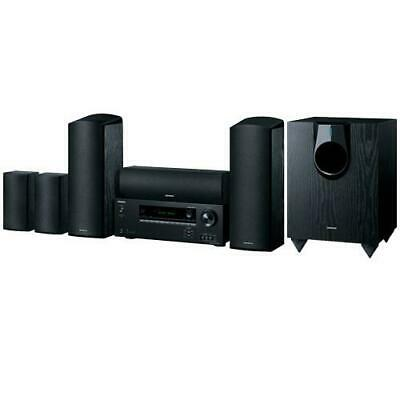 Onkyo HT-S5800 5.1.2-Channel Dolby Atmos Home Theater System Onkyo Wireless Home Theater System