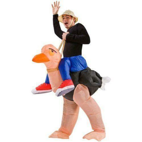 Kids Inflatable Ostrich Costume