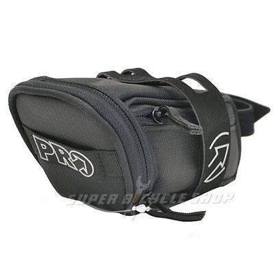 Saddle Bag Black//Blue Shimano PRO Stradius Mini Bicycle Seat Pack w Strap