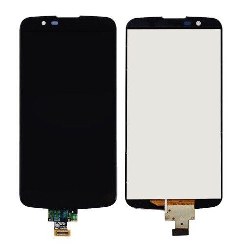 DISPLAY LCD + TOUCH SCREEN per LG K10 4G LTE K430DS K410 K420N NERO VETRO NUOVO