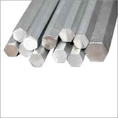 Stainless Steel Hex Bar - 2 14 X 14 12 1m3