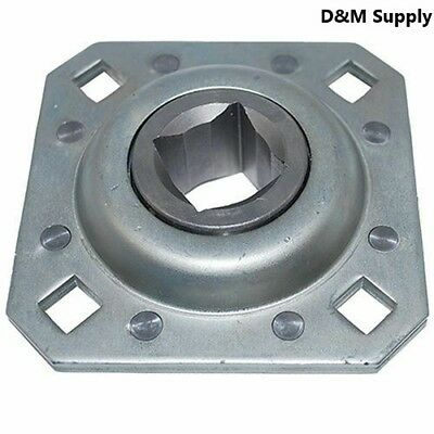 Disc Harrow Bearing And Flange 1axle St208-1n To Fit Howse King Cutter Ihc