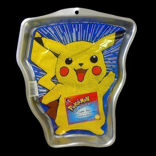 Pikachu Cake Pan Ebay