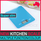 Pink Digital Scale Kitchen Scales