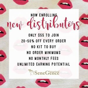 LIPSENSE DISTRIBUTORS NEEDED