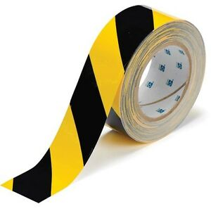 Comblack And Yellow Floor Tape : ... about 2