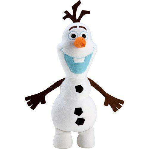 Frozen Olaf Pillow Buddie by Disney