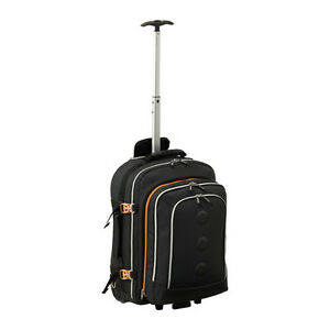 IKEA Backpack on wheels, dark gray