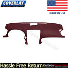 Maroon Car and Truck Dash Parts