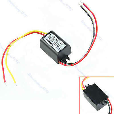 Efficient Dc Dc Converter 12v Step Down To 3v 3a 15w Power Supply Module Auto