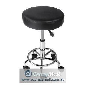 Salon Stool Swivel Chair Barber Hair ROUND Shape Melbourne CBD Melbourne City Preview