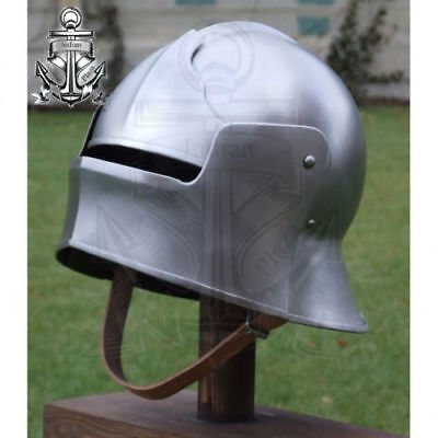 Medieval german helmet european collectible armor this year best  gift (Best Gifts This Year)