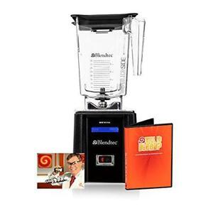 Blendtec Tom Dickson Extreme Blender Review (2400 Watt, Professional)