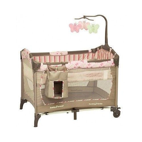 Baby Girl Mini Crib Bedding