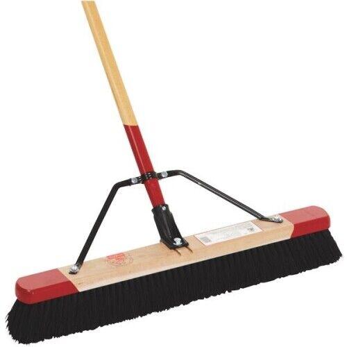 Harper Medium Sweep Tampico Push Broom