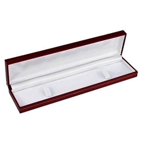 1 Deluxe Rosewood Bracelet or Watch Jewelry Display Gift Box