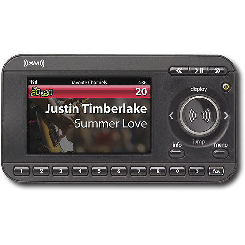 XM Satellite Radio Audiovox XpressRC with Vehicle Kit New XMCK30P