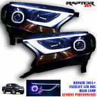 Custom Black Front Car & Truck Headlights