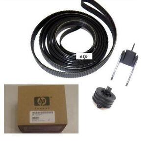 NEW-ORIGINAL-HP-C7770-60014-Belt-Pulley-Kit-Designjet-C777060014-genuine-OEM