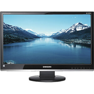 """Samsung 24"""" & 23"""" Monitor 2494 & 2350 SyncMaster (2 available)"""
