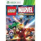 Xbox 360 Games Marvel