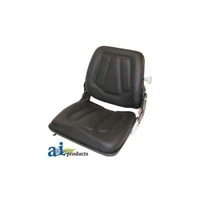 Fls122bl Seat For Case-ih Skid Steer Loader Forklift 1838 1840 410 430 40xt