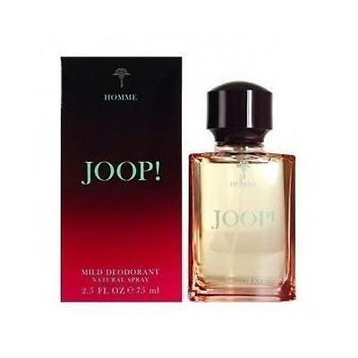 JOOP HOMME * Joop! * Cologne Deodorant Spray for Men * 2.5 oz * NEW IN BOX