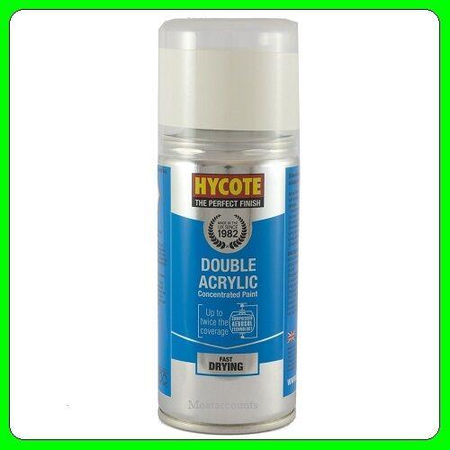 Hycote Renault Glacier White Acrylic Spray Paint 150ml [XDRN603] 389